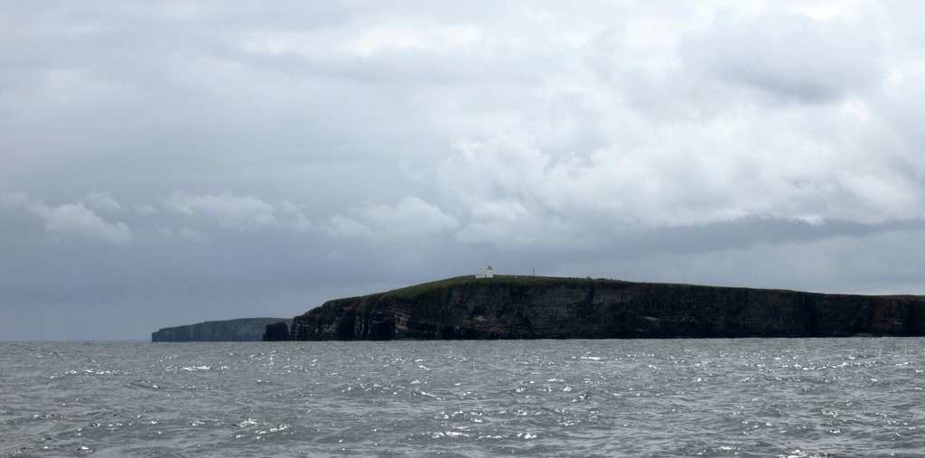 Duncansby Head - the top right corner of Scotland