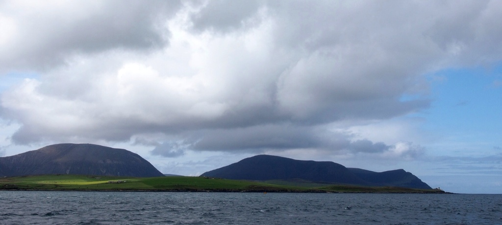 Hoy from Scapa Flow