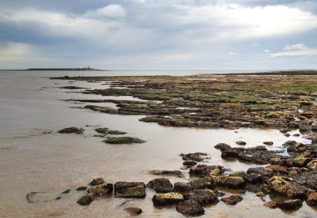 Croquet Island from Amble