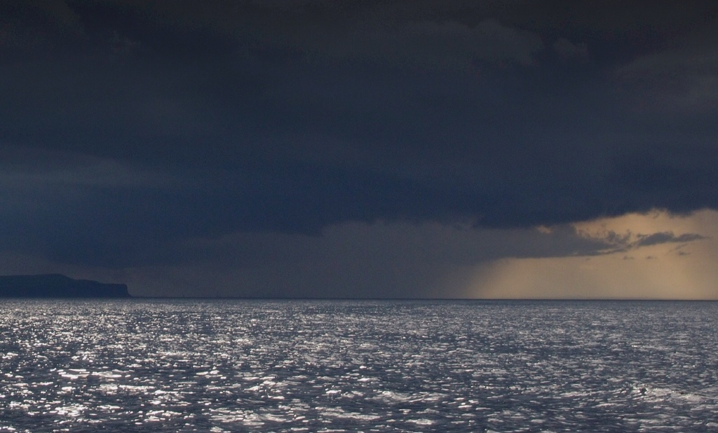 The next thunderstorm - Whitby